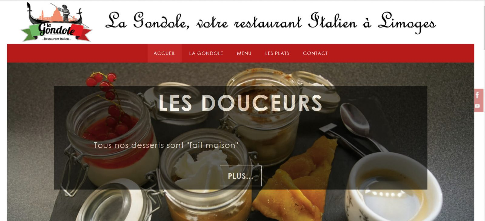 restaurant-italien-limoges-creation-wordpress-bordeaux